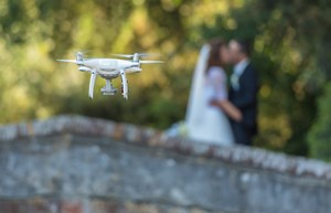 Wedding Drone Photography