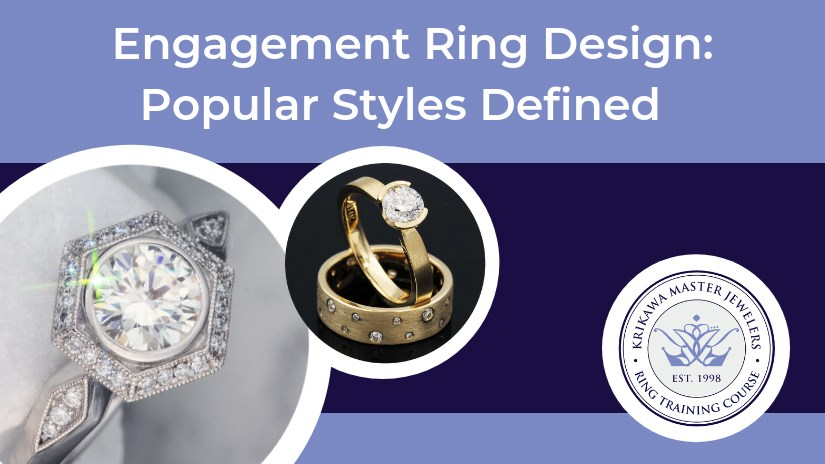 Engagement Ring Design: Popular Styles Defined