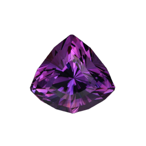 22.37 ct Custom Radiant Cut Amethyst ($1522)