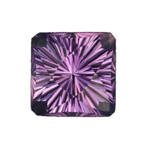 31.71 ct Concave Faceted Amethyst ($1140)