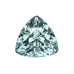 2.70 ct Super Trillion Cut Aquamarine ($756)