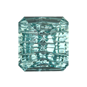 11.49 ct Unique Cut Aquamarine ($1954)