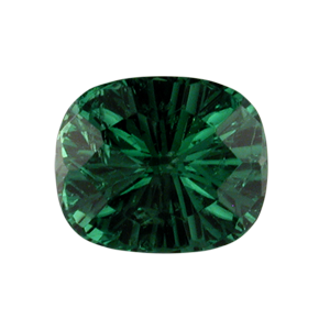 2.29 ct Tsavorite Cushion ($5000)