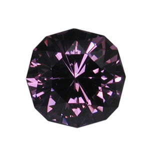 2.39 ct Celestial Cut Purple Spinel ($1418)