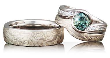 Unique Engagement Rings - Unique Wedding Rings | Diamonds by