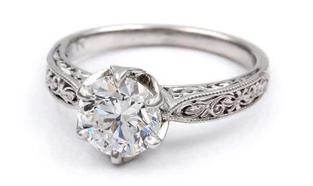 Unique Engagement Rings - Unique Wedding Rings | Diamonds by Krikawa