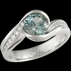 إطلالتي تتميز بإكسسوارات ( الفضة ) الراقية carved-wave-engageme