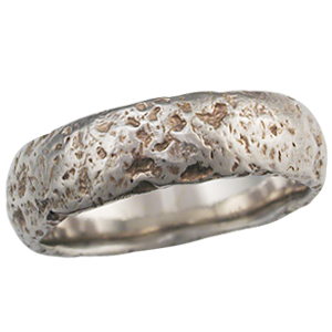 Ancient Roman Style Bronzed Ring
