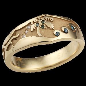 Beach Wedding Ring In Yellow Gold. Kim Kardashian's Engagement Rings. Printable Wedding Rings. Man 2 Gram Wedding Rings. Red Black Rings. Band Style Name Wedding Rings. Silver Wedding Rings. Rough Wedding Rings. Poison Rings