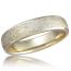 Unusual Mokume Wedding Band