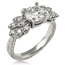 Pave Engagement Ring