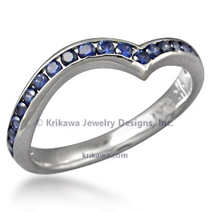 Curved Diamond Band 0.33ctw