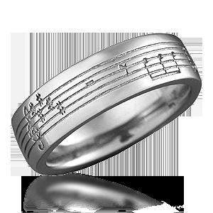Wedding Ring Guitar Slide