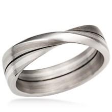 mobius strip - Geeky Wedding Rings