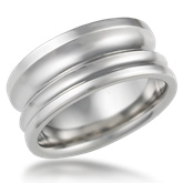 Modern Wedding Band