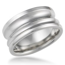 Pulley Wedding Band