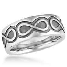infinity eternity - Infinity Wedding Rings