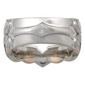 Belle Époque Engagement Ring Enhancer