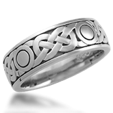 Eternity Style Wedding Band