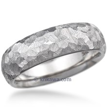 Machinist Wedding Band