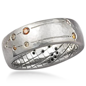 Constellation Wedding Band