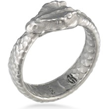 Ouroboros Wedding Ring