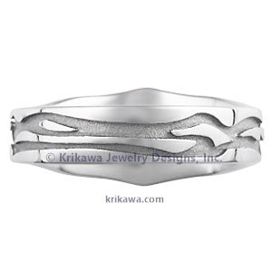 Beach Wedding Ring 1