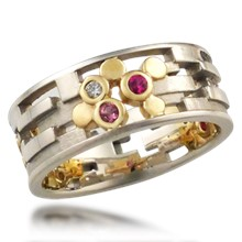 Klimt Wedding Band 1