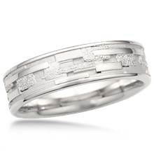 Klimt Eternity Wedding Band