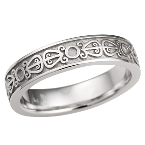 design your own pattern wedding ring