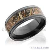 Camouflage Wedding Bands And Rings