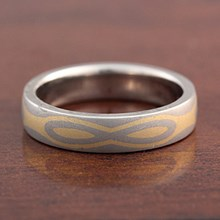 Infinity Flush Inlay Size 9