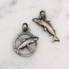 Fish Or No Fish Charm