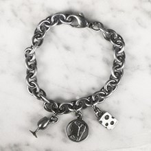 Sterling Bracelet For Charms