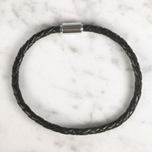 Leather Bracelet For Charms