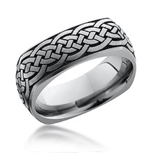 Square Celtic Knot Band