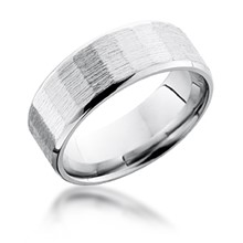 Faceted Band
