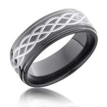 Flat Celtic Knot Band
