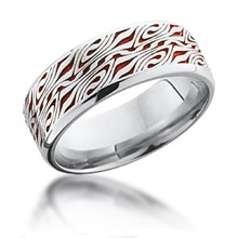 Red Escher Band