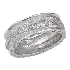 Dragon Wedding Band