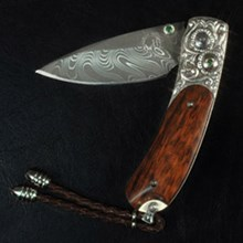 Kestrel Weston Knife