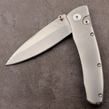 William Henry Rogue Barracuda Knife