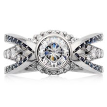 Rivendale Cathedral Engagement Ring