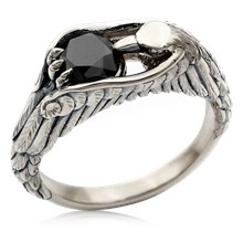 Eagle Engagement Ring