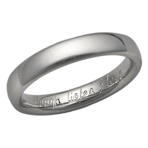 Inscribe the Inside of Your Ring