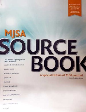 MJSA Special Edition Source Book