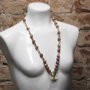 Necklace Bust