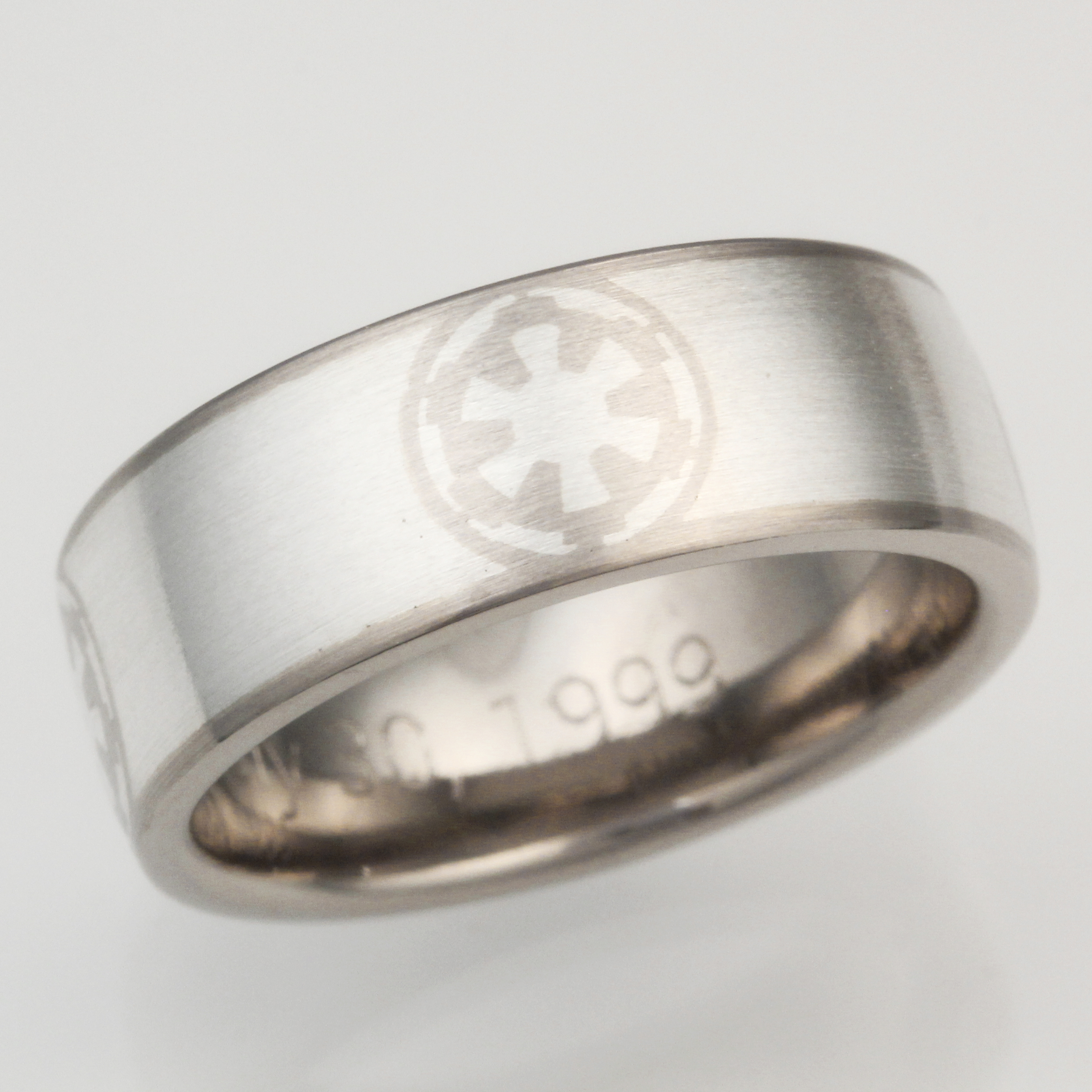 Star Wars Empire Wedding Band