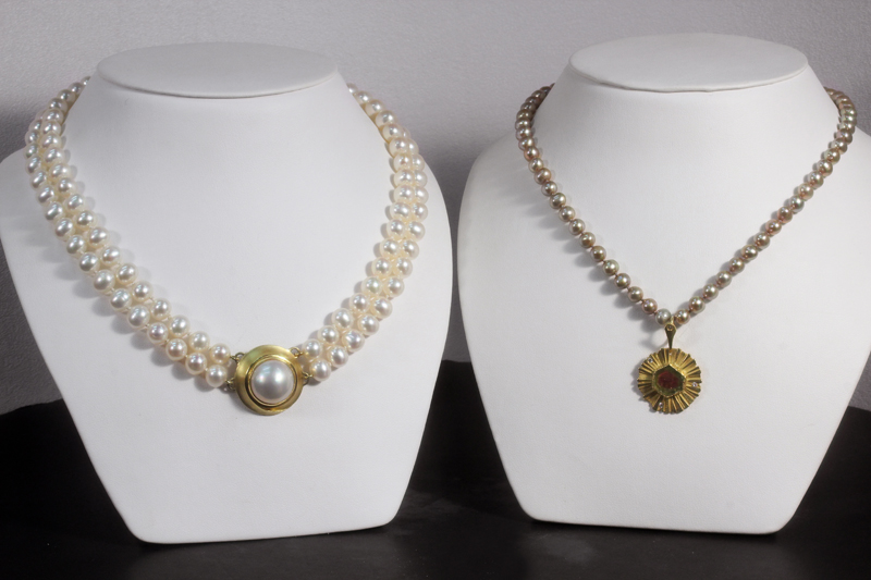 pearl necklace comparison