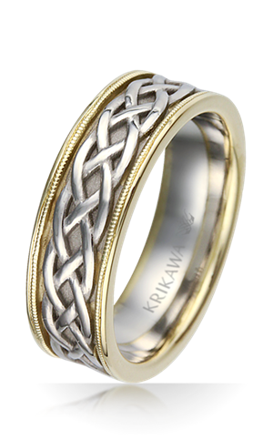 Creative And Artistic Wedding Rings